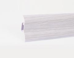 Плинтус Серебристо-серый 403