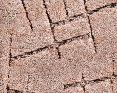 Ковролин Nicosia 044 т.коричневый
